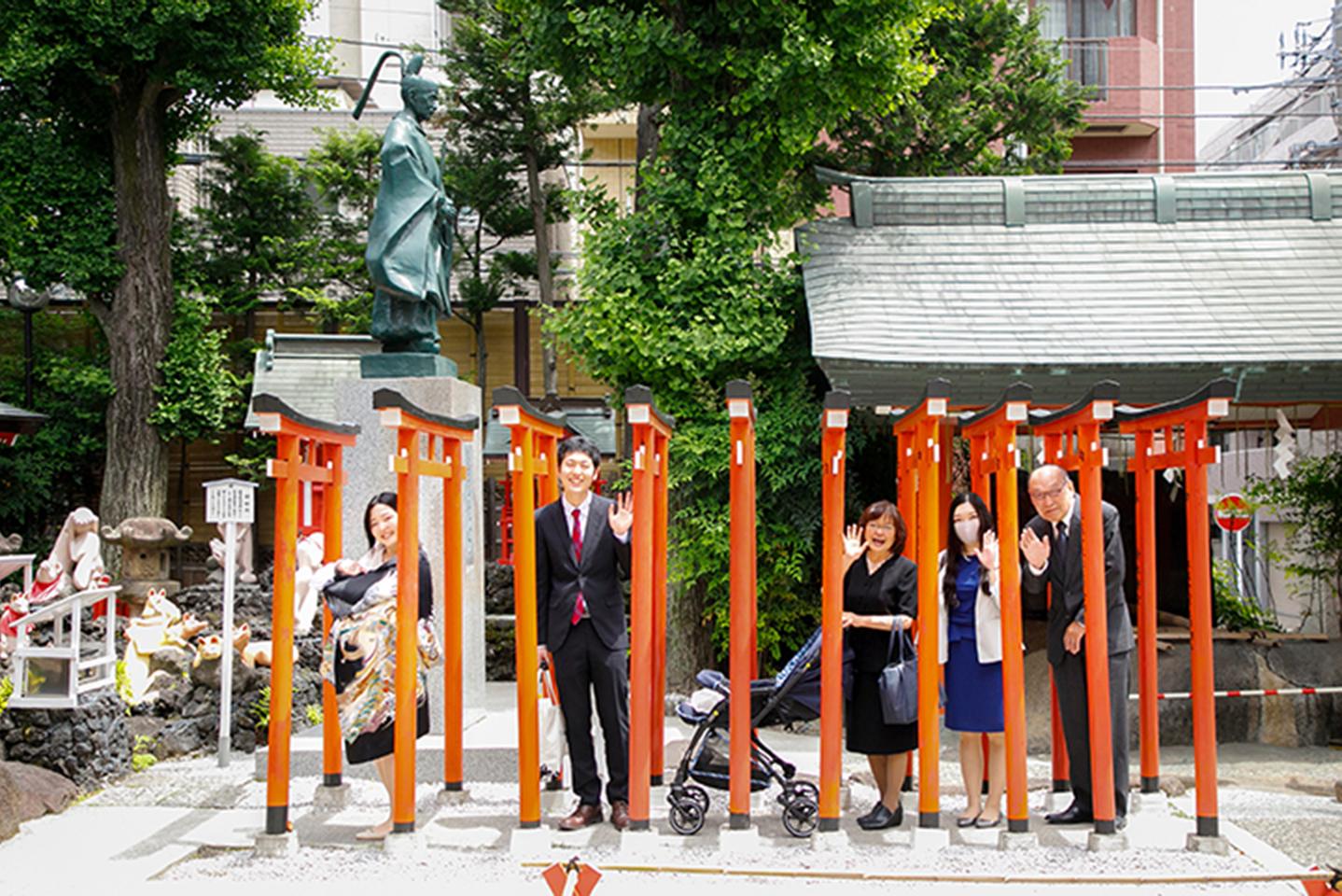 京浜伏見稲荷神社(神奈川県川崎市)
