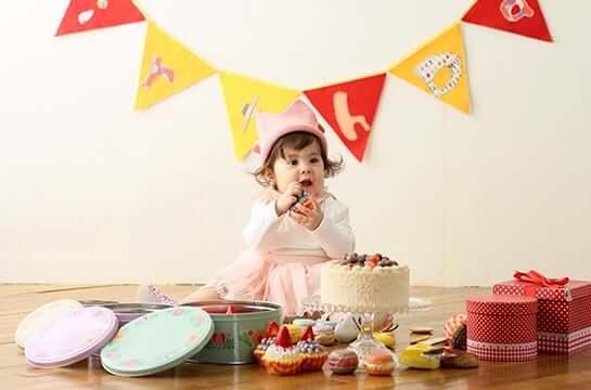 1歳(お誕生日)