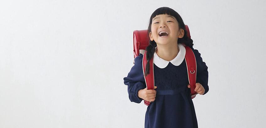 お子さんのランドセル姿を6歳の記念に撮ろう