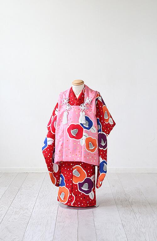 千駄ヶ谷店3歳おすすめ着物